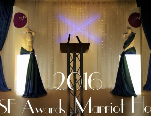 SSF Awards 2016 Marriot Hotel Glasgow